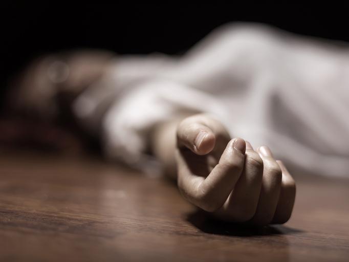 En död kropp